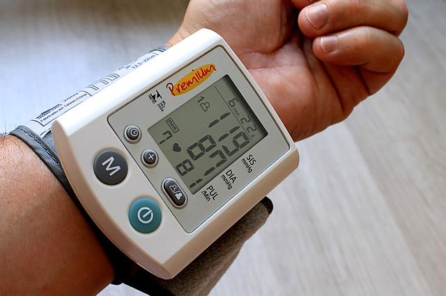 Lower blood pressure in Houston